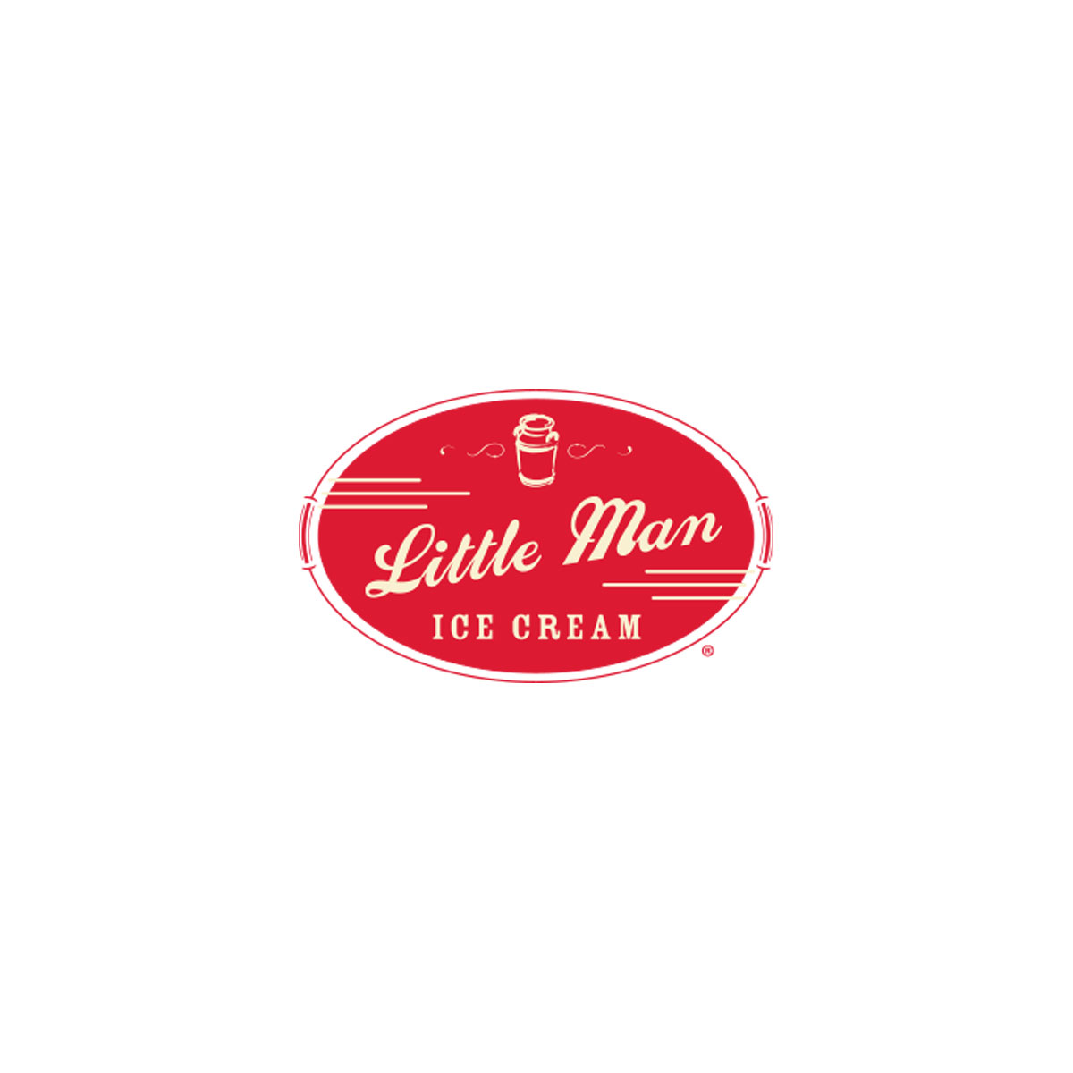 Little Man Ice Cream logo