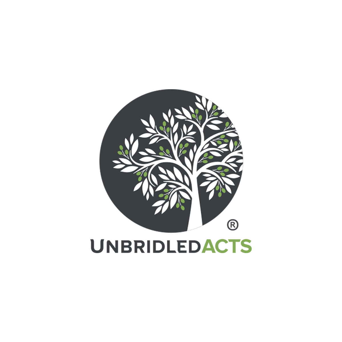 Unbridled Acts logo