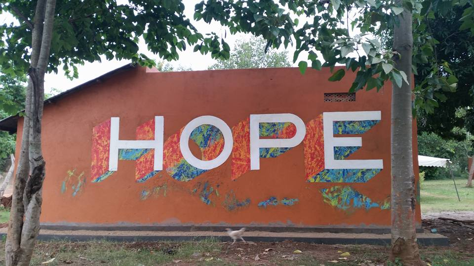 Hope Wall Mawanga
