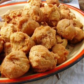 Favorite Ugandan Recipes Mandazi
